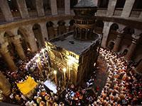 http://www.saintgeorgescollegejerusalem.com/Easter Fire
