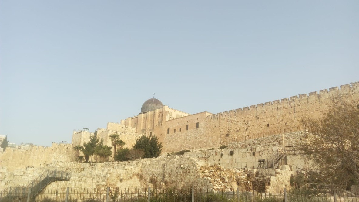 A Holy Land Pilgrimage Day 6