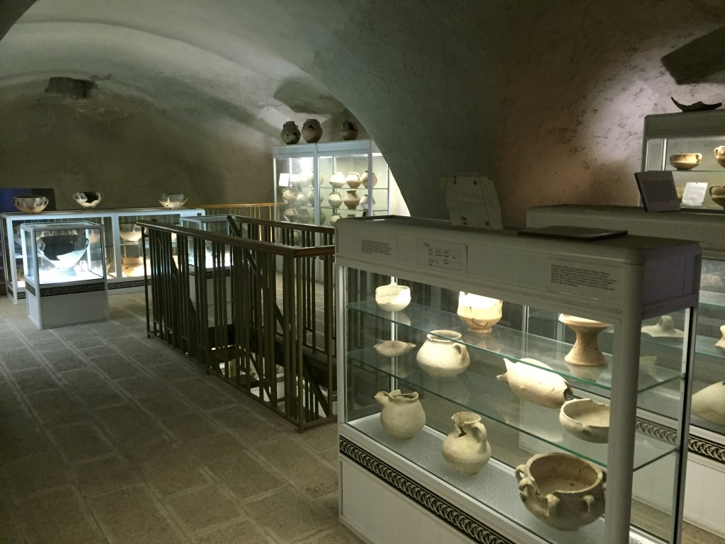 Benshoof Cistern Museum