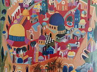 https://www.saintgeorgescollegejerusalem.com/The Holy Land and the Arts