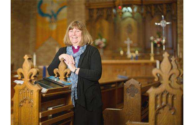Bishop Jane Alexander joins our Teaching Staff 2018