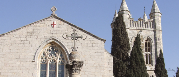 Episcopal (Anglican) Diocese of Jerusalem and the Middle East