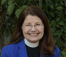 Revd Canon Mary June Nestler