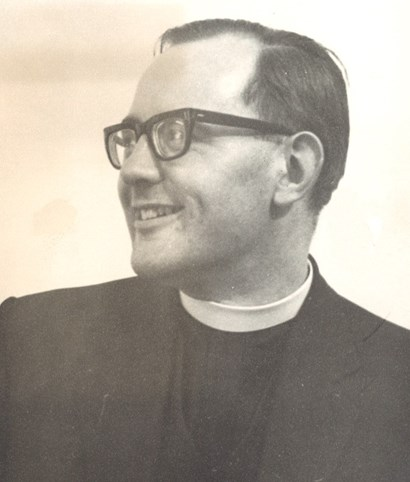 With Gratitude for the Life of The Rev. Canon Dr. John Wilkinson